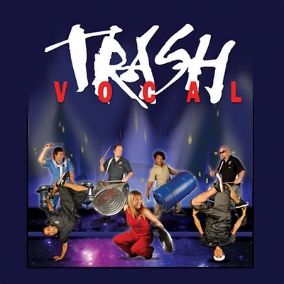 Vocal Trash-Free Concert July 1st, Kilgore's Fridays at 5 Concert Series!