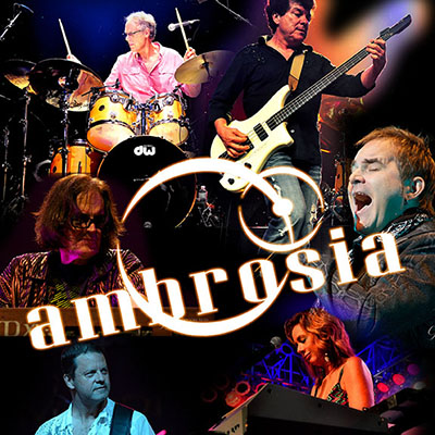 """Bakersfield Music Hall of Fame Presents """"AMBROSIA"""""""