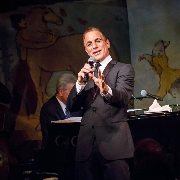 Tony Danza Celebrates His Return from LA to NY in 'Standards & Stories'