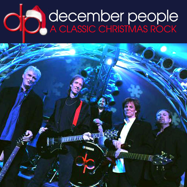 DECEMBER PEOPLE—CLASSIC ROCK CHRISTMAS