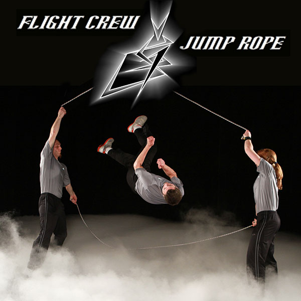 FLIGHT CREW JUMP ROPE