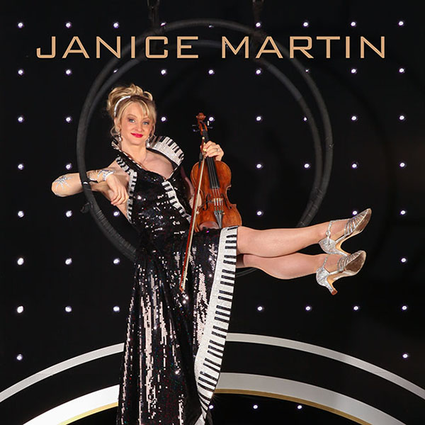 Janice Martin Shines Bright in her own Show in Branson!