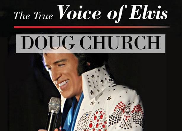 Doug Church WINS Huge Elvis Tribute Award!