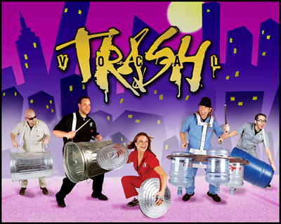 VOCAL TRASH – 2016 PEACE TOUR DATES
