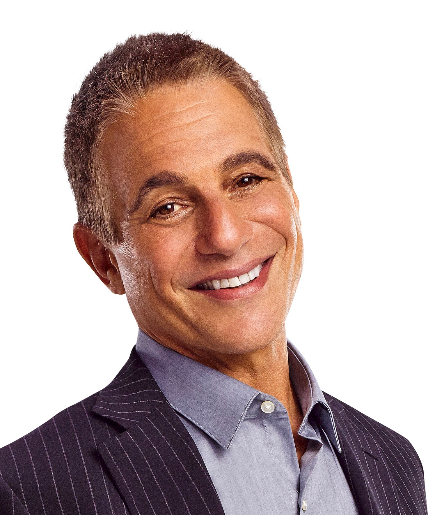 TONY DANZA ON THE TODAY SHOW!