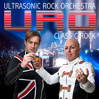 Ultrasonic Rock Orchestra showcases timeless classics, as well as rare cuts