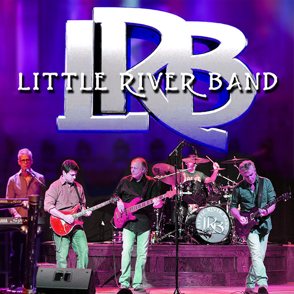 Little River Band Excites a SOLD OUT SHOW at Hudson Gardens and Event Center!