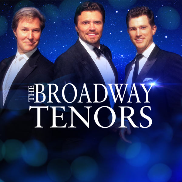 The Broadway Tenors Celebrate CD Release