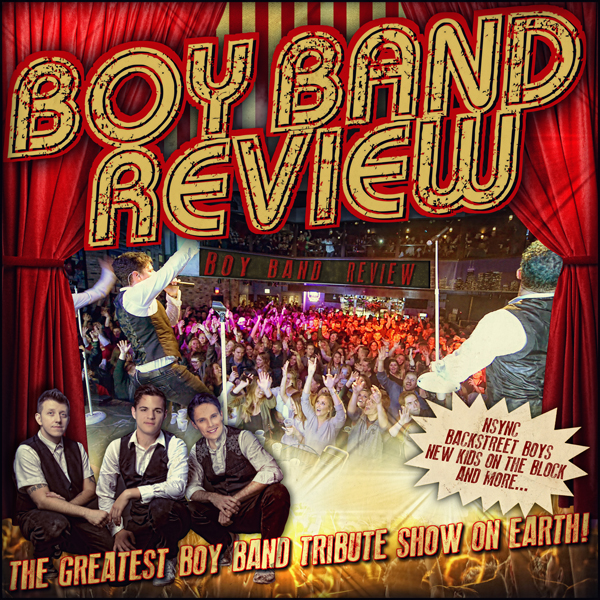 THE BOY BAND REVIEW
