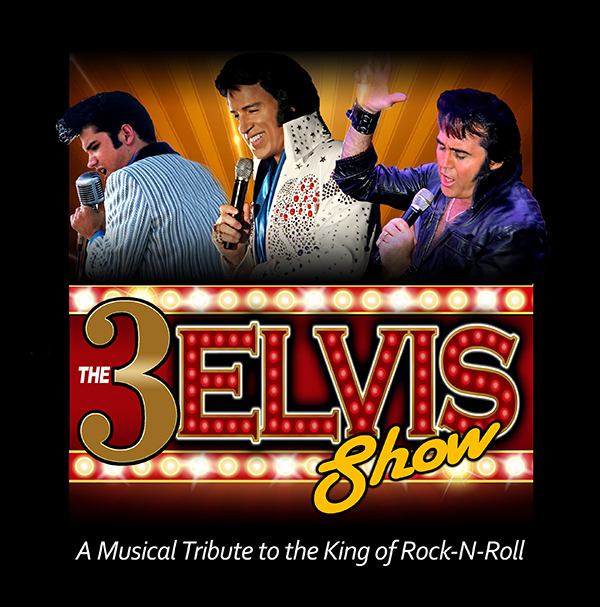 THE 3 ELVIS SHOW