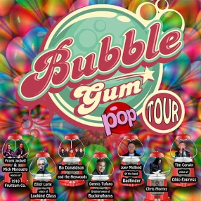 BUBBLE GUM POP TOUR