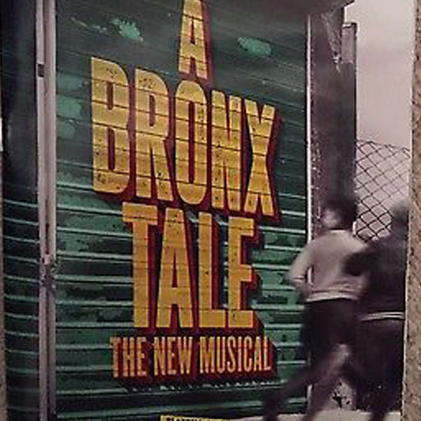 Broadway's 'A Bronx Tale' to help Bronx fire victims