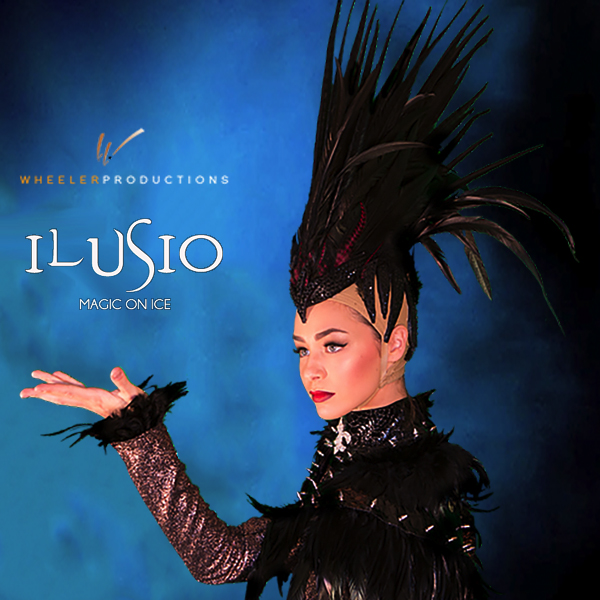 "MAGIC ON ICE ""ILLUSIO"""