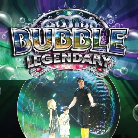 BUBBLES LEGENDARY