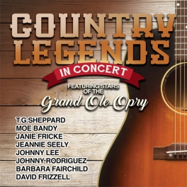 COUNTRY LEGENDS IN CONCERT