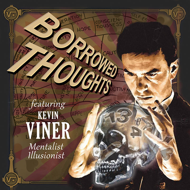 KEVIN VINER – BORROWED THOUGHTS