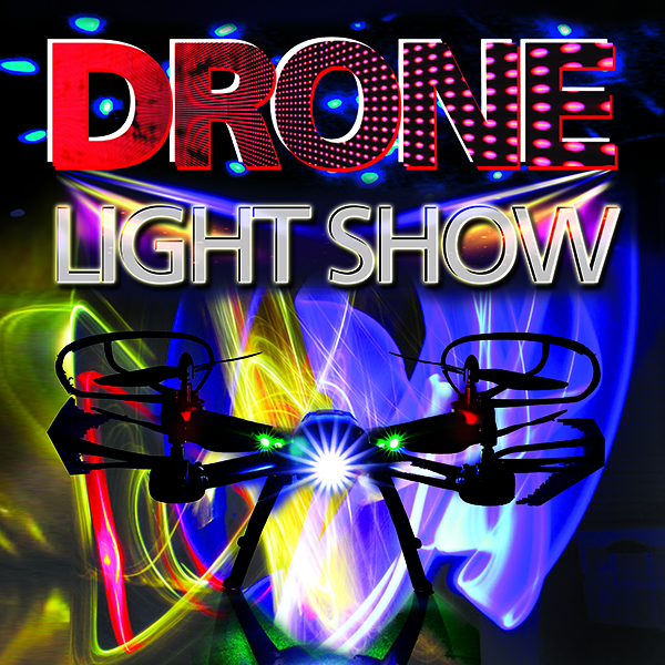 THE DRONE LIGHT SHOW