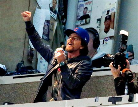 Pearl Jam And Chicago Cubs Combine In Concert Flick