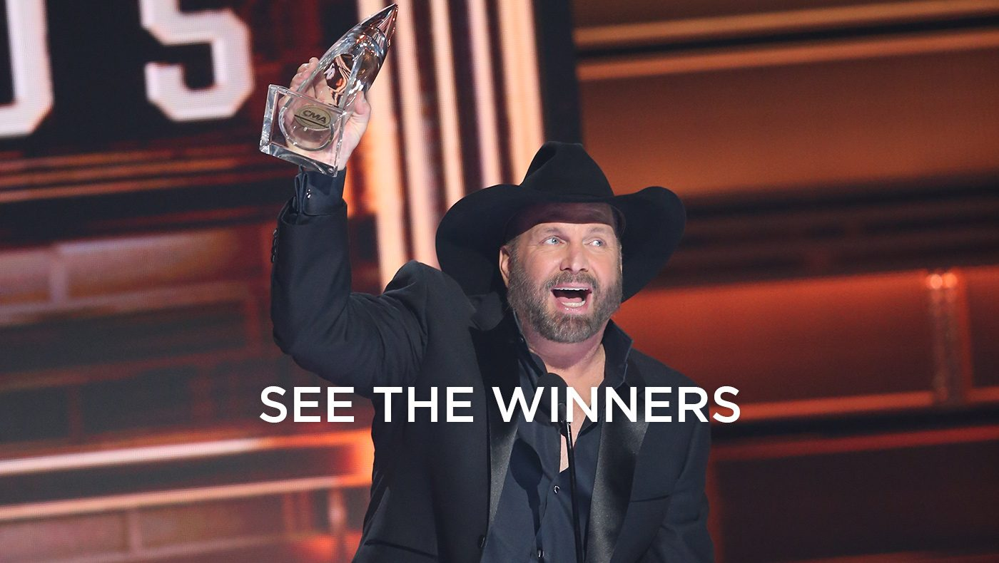 Garth Brooks, Miranda Lambert, Taylor Swift Among CMA Award Winners