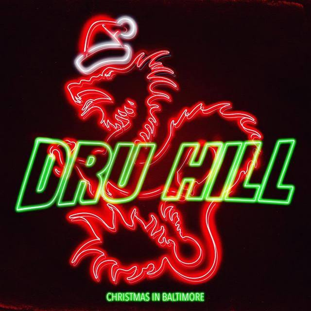 DRU HILL TO RELEASE HIGHLY ANTICIPATED CHRISTMAS EP!