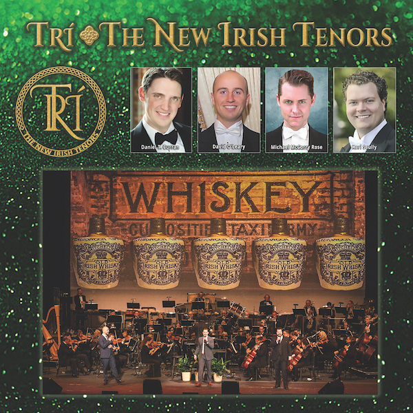 TRI – THE NEW IRISH TENORS