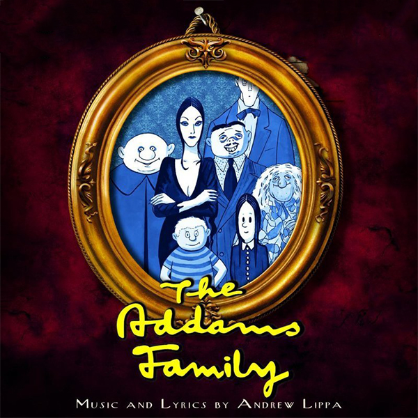 THE ADDAMS FAMILY MUSICAL COMEDY – ASIA ONLY
