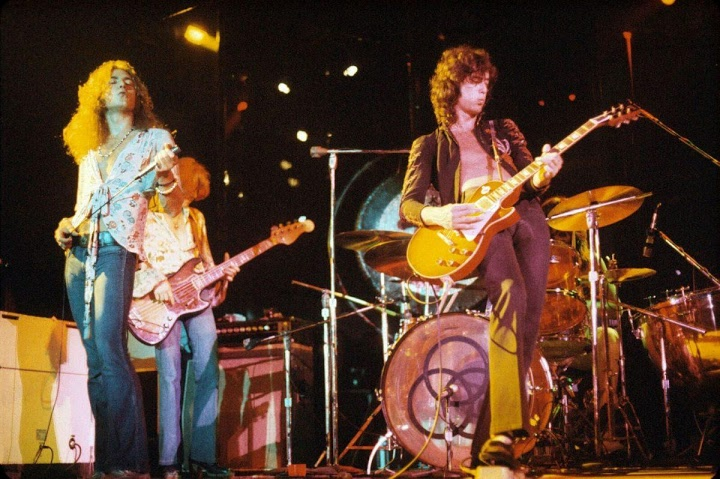 Led Zeppelin Adds to 300 Million Sales With Live Album