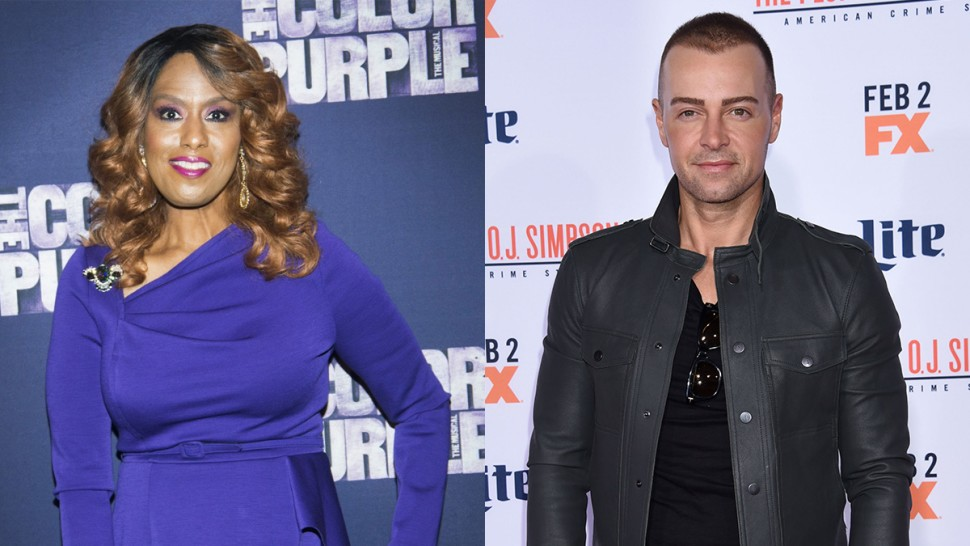 Jennifer Holliday & Joey Lawrence  Star in Thoroughly Modern Millie