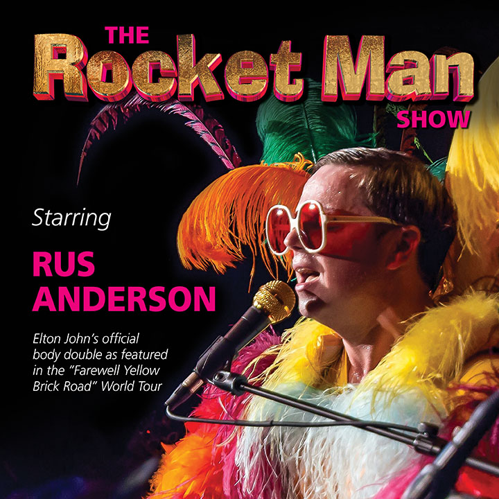 THE ROCKET MAN SHOW