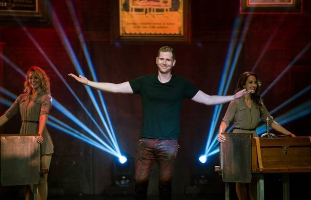 Acclaimed illusionist Rob Lake to appear Tuesday on 'America's Got Talent'