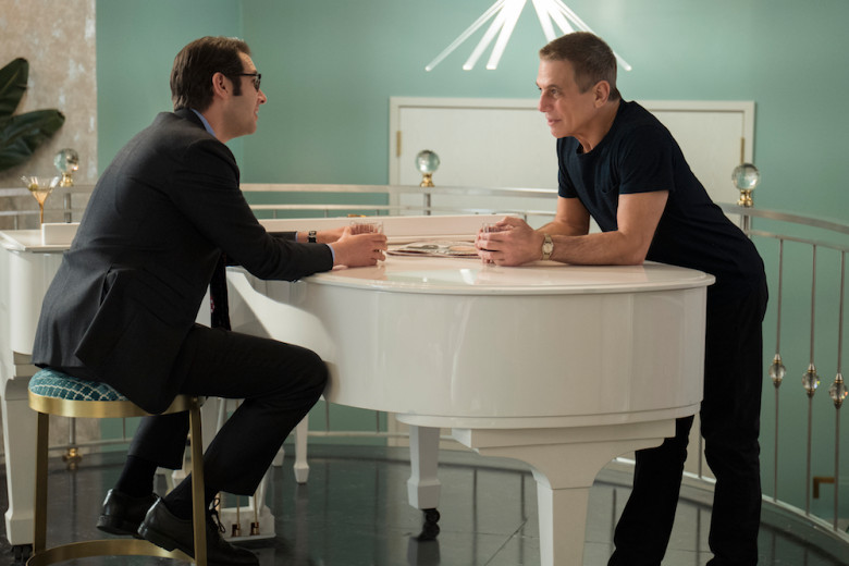 Tony Danza & Josh Groban charm as father and son in 'The Good Cop'