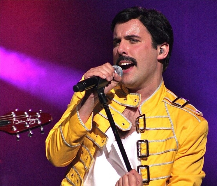 Lucky Clark On Music: Patrick Myers of Killer Queen