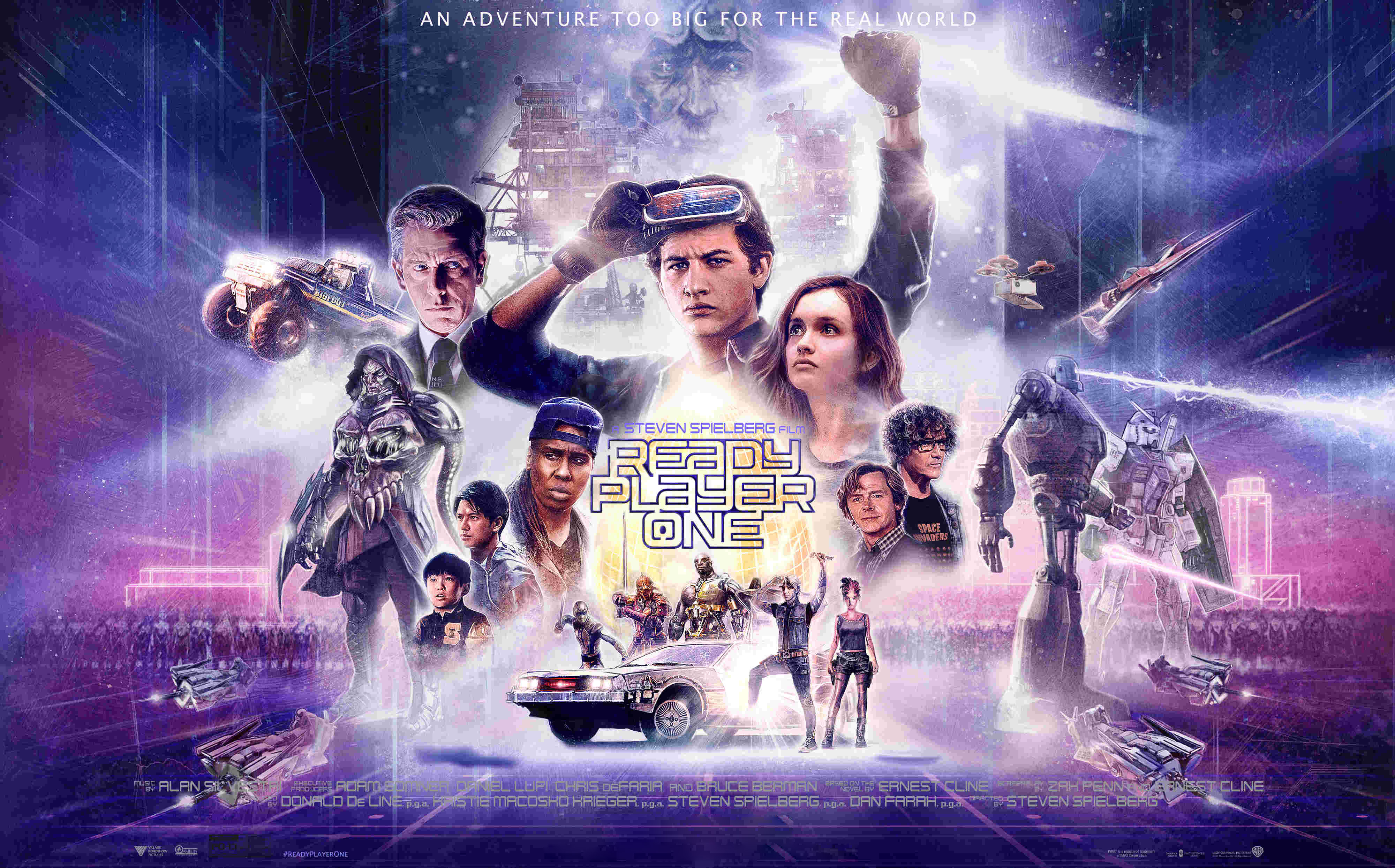 Visual Effects Oscar Nominee – Ready Player One