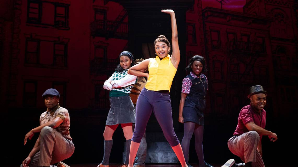"Review: ""A Bronx Tale: The Musical"""