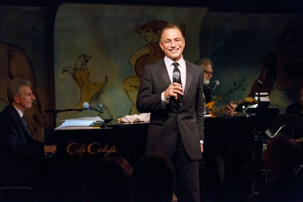 Theater Pizzazz Review: Tony Danza – Standards & Stories