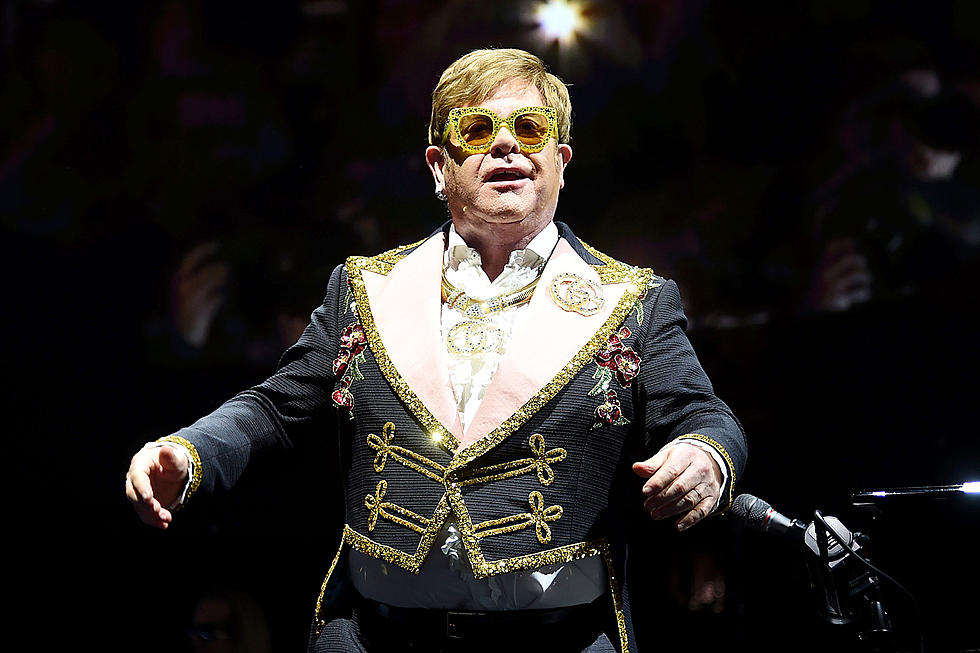 WHY 'ROCKET MAN' MEANS SO MUCH TO ELTON JOHN