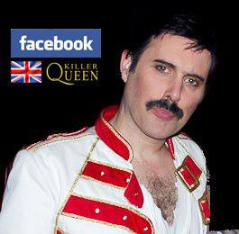Queen Tribute Killer Queen Interview with front man Patrick Myers
