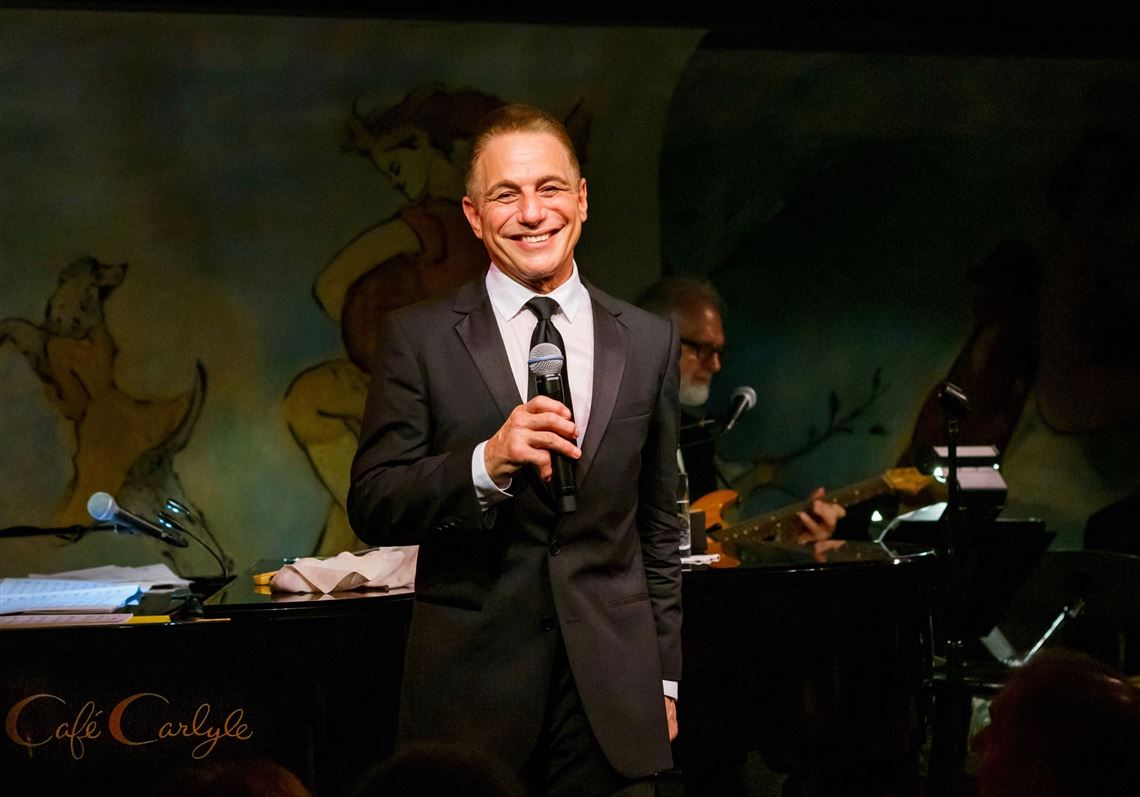 Tony Danza reminisces about 'Taxi,' 'Who's the Boss?' and Fred Rogers