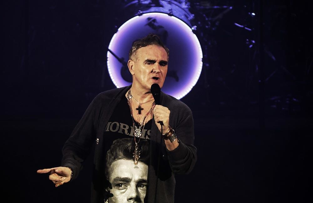 Morrissey releases new single 'Love Is On The Way Out' w/Thelma Houston