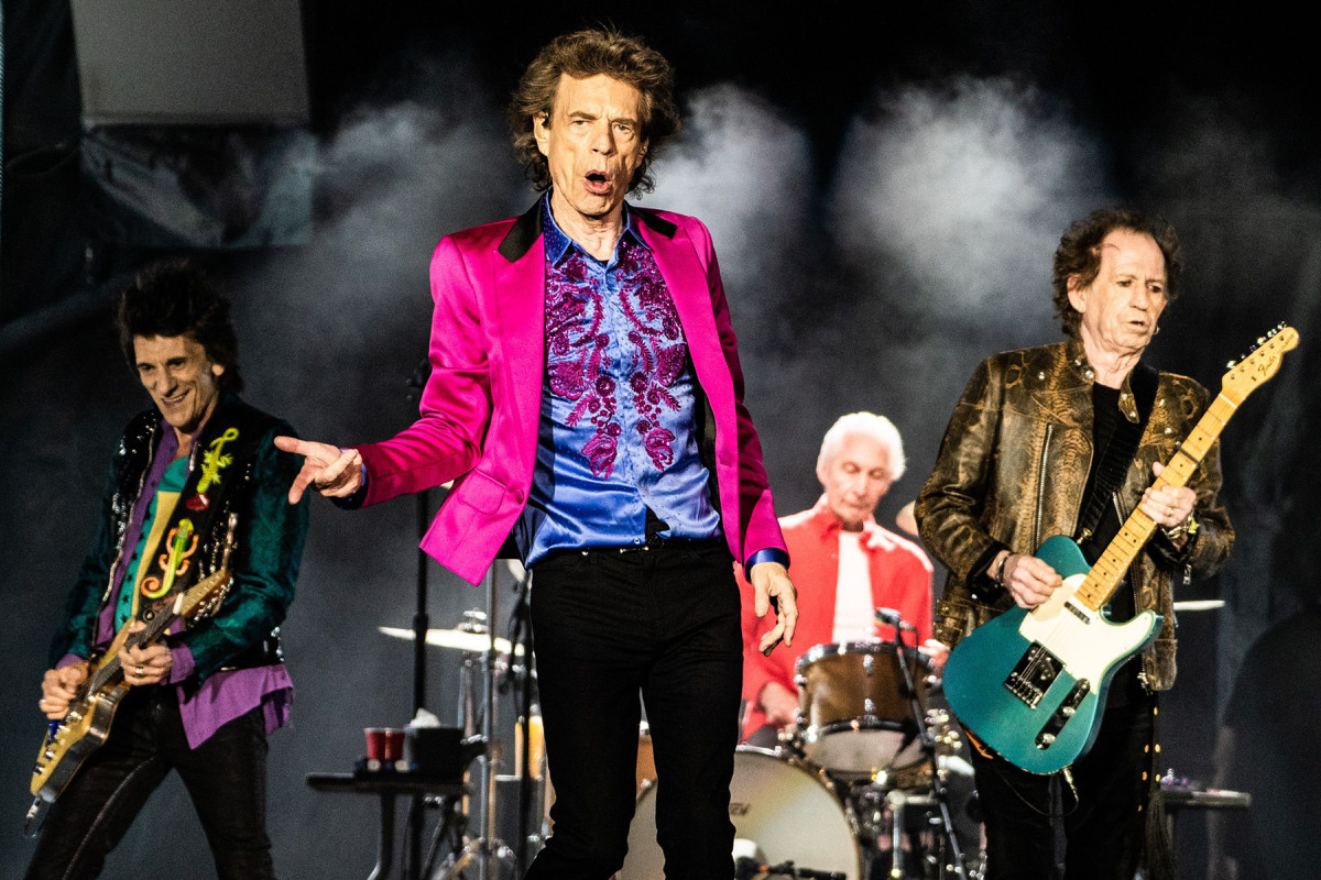 Rolling Stones Streaming Rare Performances for New YouTube Series 'Extra Licks'