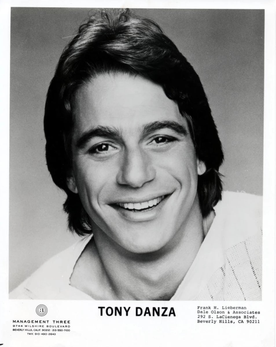 TONY DANZA'S LIFE AND CAREER IN PICTURES: PHOTO FLASHBACK